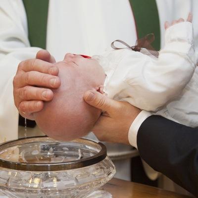como organizar un bautizo