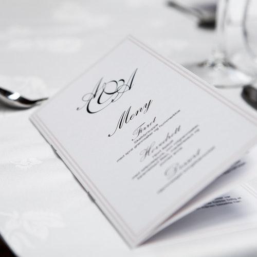 Lista de cosas que se necesitan para una boda