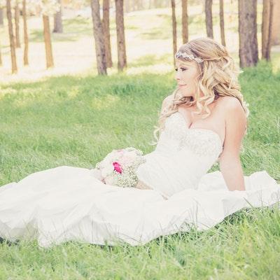 Vestidos de novia con color: más allá de vestidos blancos