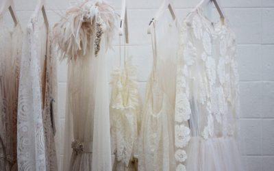 Vestidos de novia para una boda civil original
