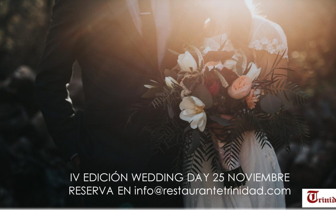 IV edición Wedding Day
