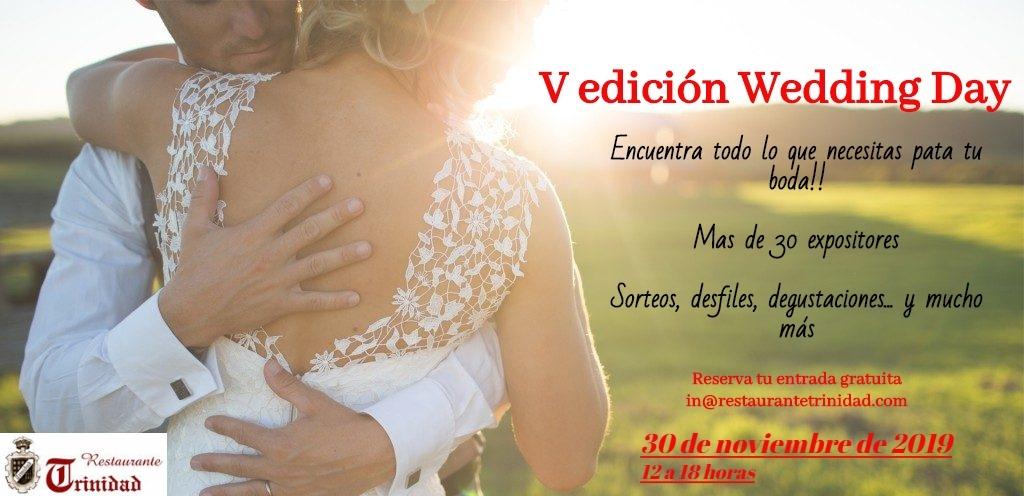 Feria de bodas: Nuestra V edición